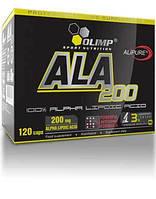 Альфа липоевая кислота ALA 200 (120 caps)