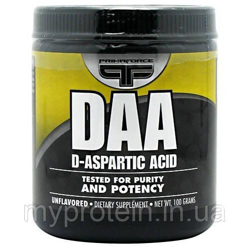 Д-аспартиновая кислота D-Aspartic Acid (100 g)