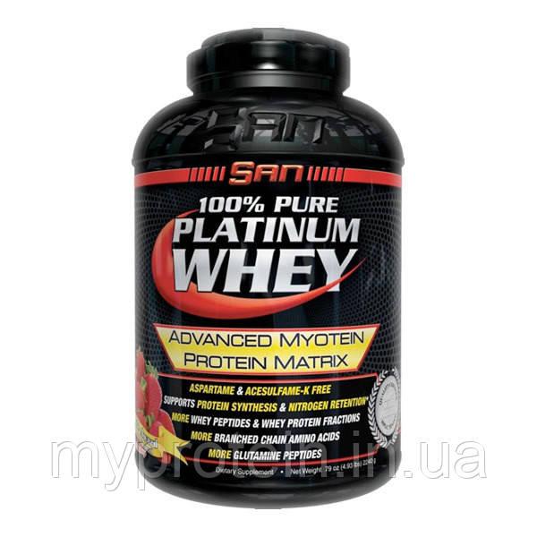 Протеин сывороточный пур платинум вей 100% Pure Platinum Whey (897 g )