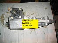 Механизм рулевой  ГАЗ 3102, 3110 (без ГУР) производство ГАЗ.