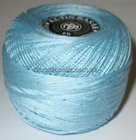 Нитки канариас голубые