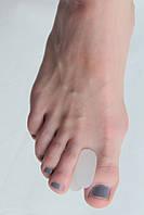 Гелевая межпальцевая перегородка(вставка) Happy Feet(пара)