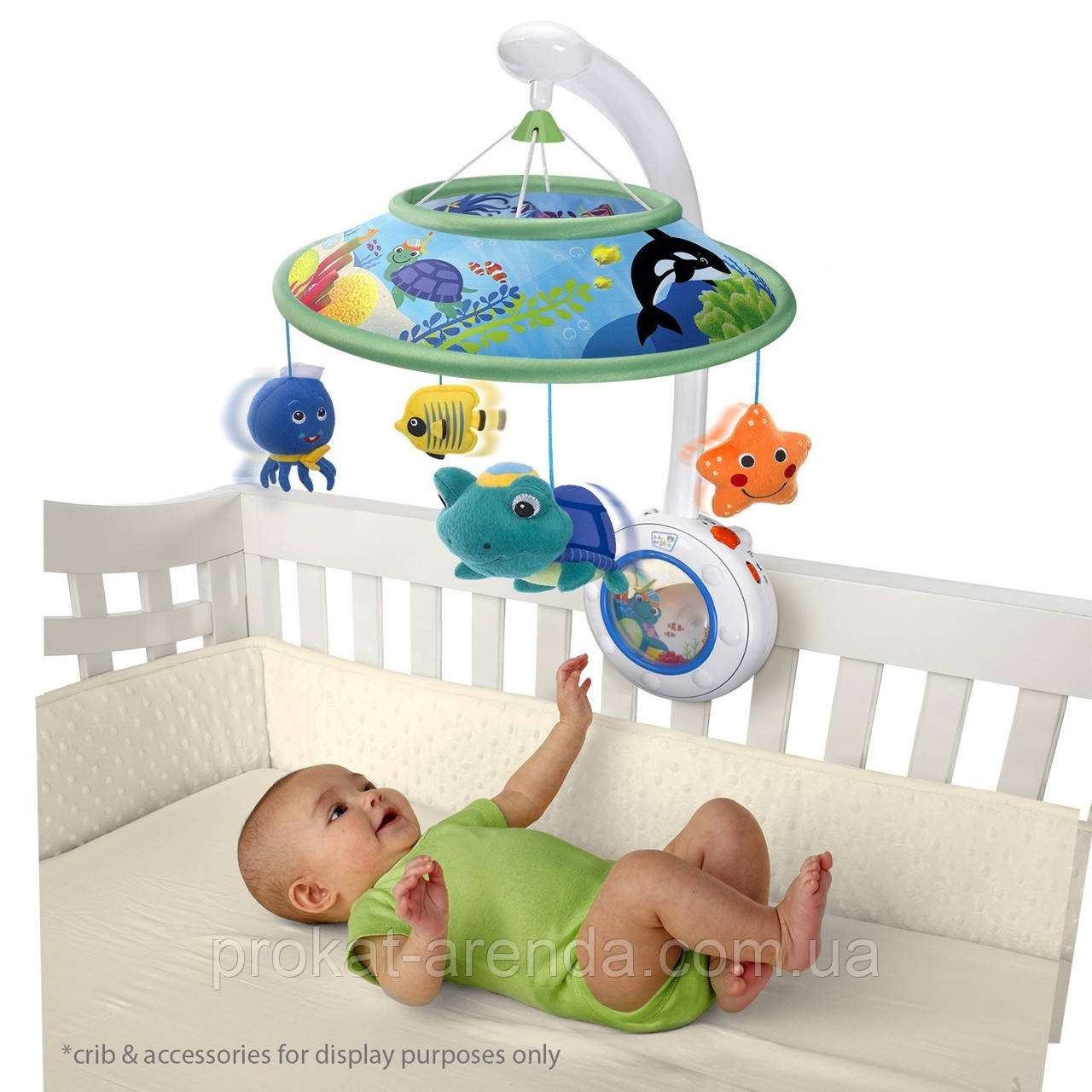 "Мобиль проектор Baby Einstein "" Морские чудеса"""