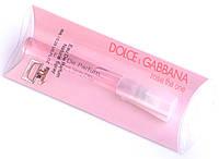 Женский мини парфюм Dolce & Gabbana Rose The One (Дольче Габбана Роуз Зе Ван), 8 мл
