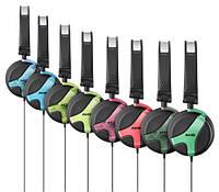 Наушники AKG K518 NEON, разные цвета, оригинал