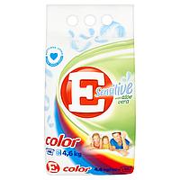 Стиральный порошок Е Sensitive Color с экстрактом Алоэ Вера, 4,6 кг, фото 1