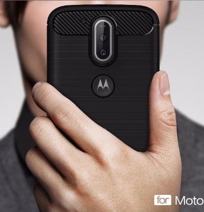 Защитный чехол-накладка Motorola Moto G4 (XT1622)