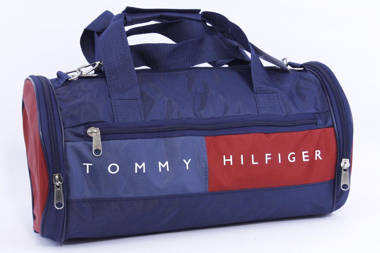 """49e99adb24b0 Спортивная сумка """"Tommy Hilfiger 162-2"""" (реплика) - Интернет магазин  рюкзаков"""