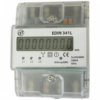 Лічильник електроенергії трифазний SEZ HRN 341L (EDIN 341L) електронний