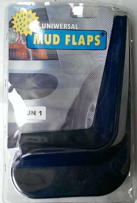 Брызговики универсальные Mud Flaps 1