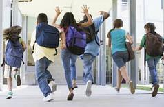 Детские школьные рюкзаки