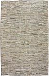 Светлый ковер из шкуры коровы, ковры под заказ, Аргентинские ручные ковры, фото 2