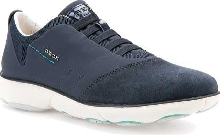 effae774b Женские кроссовки Geox Nebula Sneaker D621EC Navy Nylon/Suede, цена 5 120  грн., купить в Киеве — Prom.ua (ID#809919059)