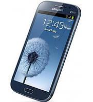 "Samsung Grand DUOS. 5"" 2SIM 3G RAM1GB ROM8GB.2и8mPix FM Синий  Белый"