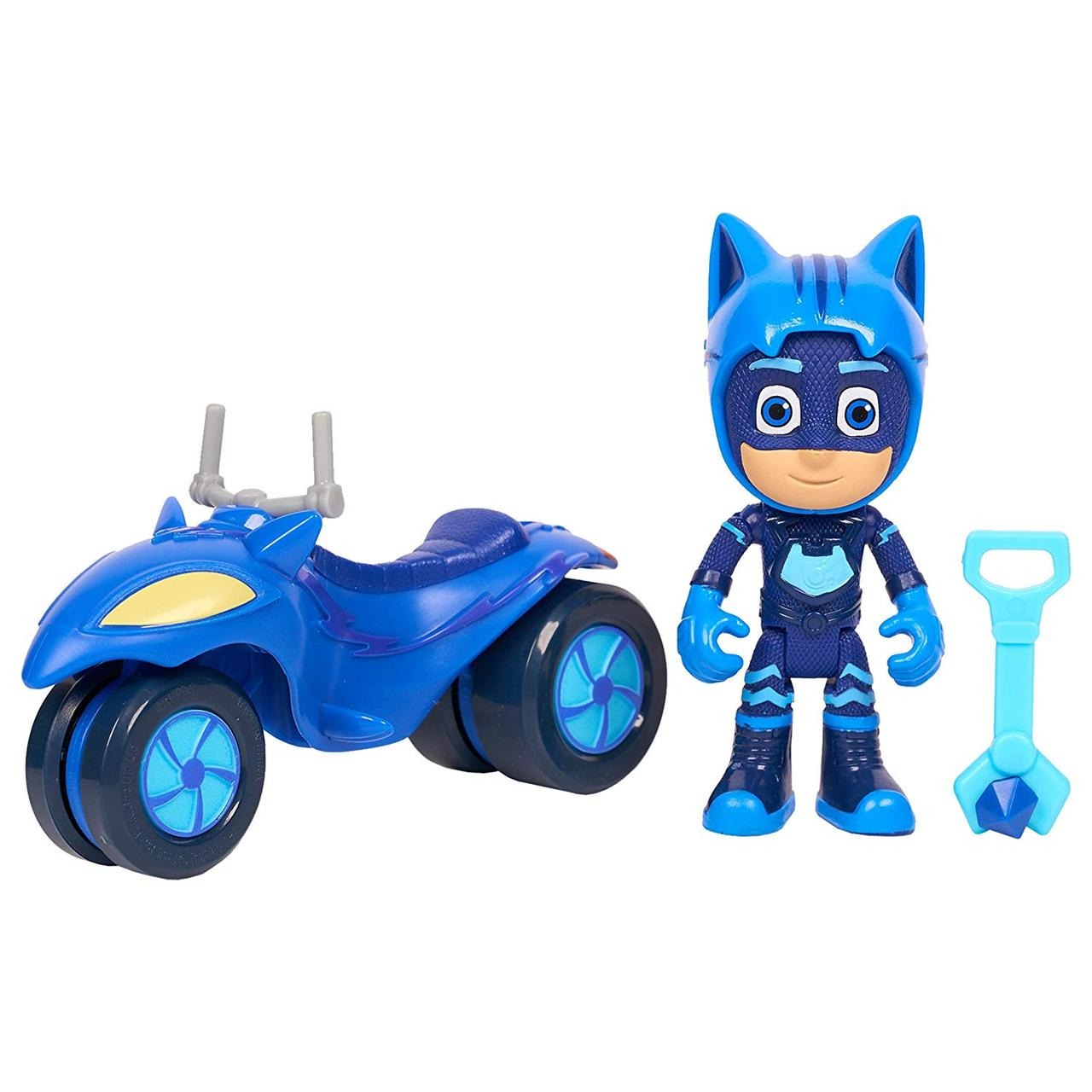 Игровой набор - PJ Masks Super Moon Rovers Catboy, Blue (Герои в масках. Кэтбой и луноход)