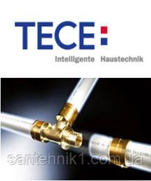 Трубы из сшитого полиэтилена TECEflex (Германия).