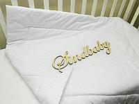 Детское одеяло 90*120 см