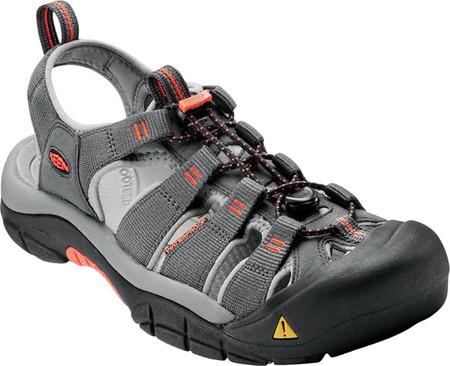 size 40 f904a ce21c Мужские сандали Keen Newport H2 Sandal Magnet/Nasturtium