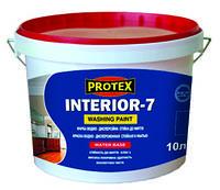 INTERIOR-7  Краска водно-дисперсионная стойкая к мытью