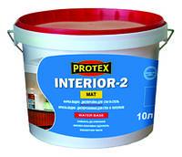 INTERIOR-2  Краска водно-дисперсионная для стен и потолков