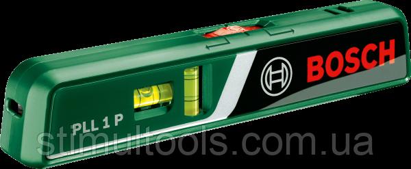 Нивелир лазерный Bosch PLL 1 P