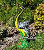 Подставка для цветов кашпо Цапля , фото 2