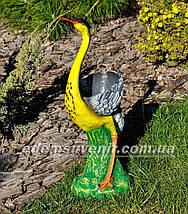 Подставка для цветов кашпо Цапля , фото 3