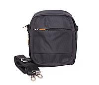Качественная повседневная сумка Nobol S231-1BL Черная