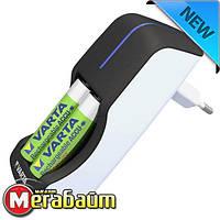Зарядное устройство Varta Mini Charger + AA/HR06 NI-MH 2100 mAh BL 2 шт