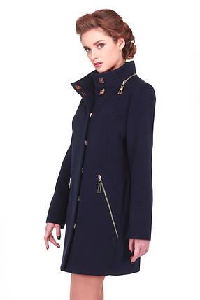 Женское весеннее кашемировое пальто, фото 2