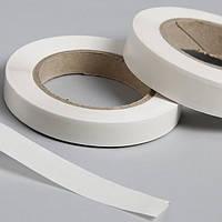 Скотч двухсторонний на бумажной основе 6 мм х 50 м (90 мкм)