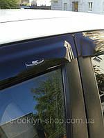 Ветровики Mercedes C-klasse W-204 2007-2014 Sedan (HIC)