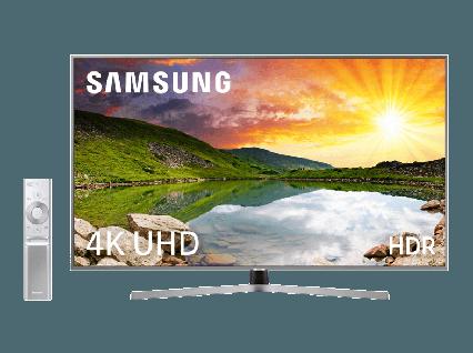 Телевизор Samsung UE43NU7452 (PQI 1800Гц, 4K Smart, UHD Engine, HLG, HDR10+, Dolby Digital+ 20Вт, DVB-C/T2/S2), фото 2