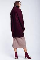 Стильное женское демисезонное пальто двубортное, фото 2