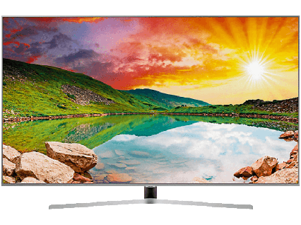Телевизор Samsung UE55NU7462 (PQI 1800Гц, 4K Smart, UHD Engine, HLG, HDR10+, Dolby Digital+ 20Вт, DVB-C/T2/S2), фото 2