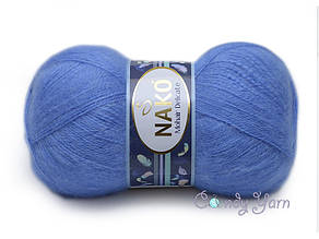 Nako Mohair Delicate, Голубой №06120