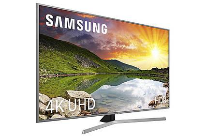 Телевизор Samsung UE50NU7470 (PQI 1800Гц, 4K Smart, UHD Engine, HLG, HDR10+, Dolby Digital+ 20Вт, DVB-C/T2/S2), фото 2
