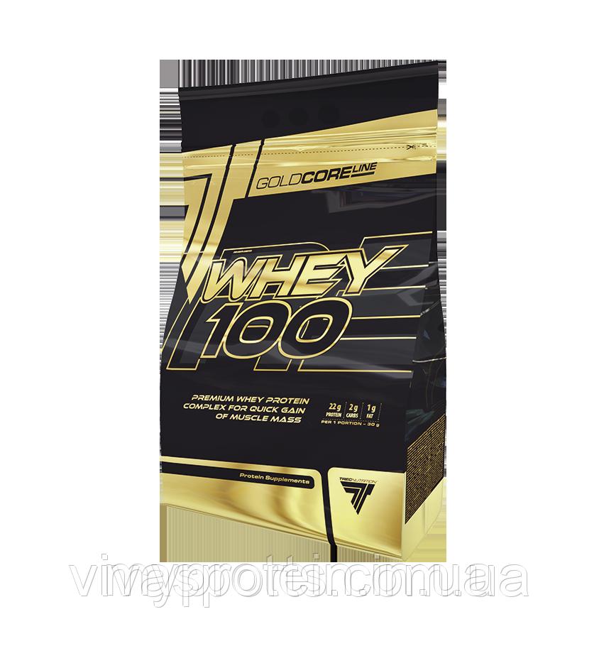 TREC nutrition Протеин Gold Core Whey 100 2,27 kg