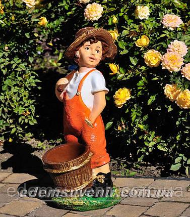 Подставка для цветов кашпо Помощник (цветочник) , фото 2