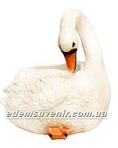 Подставка для цветов кашпо Лебедушка (цветочник), фото 2