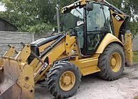 Зкскаватор-погрузчик Caterpillar 428Е