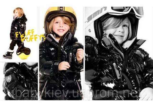 Зимняя куртка-пуховик PUFFYS для мальчика от 2 до 14 лет (р. 92-152) ТМ Deux par Deux 98