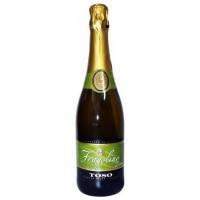 Вино игристое Toso Fragolino Bianco 0.7 л  (Италия) оригинал, фото 1