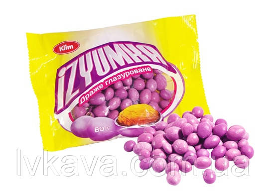 Драже арахис Izyumka Klim ,80 гр, фото 2