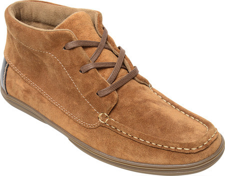 aff53fc2 Мужские ботинки Minnetonka Griffon Chukka Boot Chocolate Suede - SaleUSA