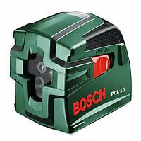 Лазерный контрольный нивелир Bosch PCL 10