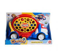 Автовоз с машинками-погремушками  Oball