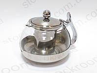Чайник заварочный Krauff 26-177-014 стеклянный 1200 мл, фото 1