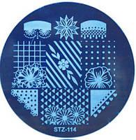 Диск для стемпинга STZ-112
