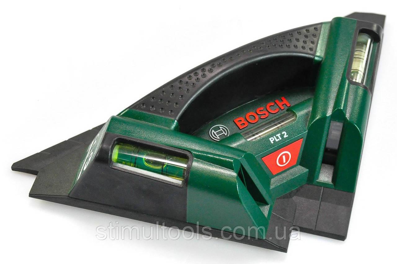 Нивелир лазерный для плитки Bosch PLT 2